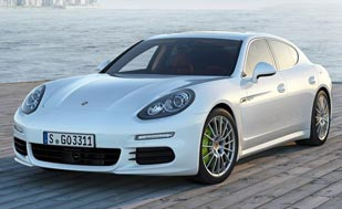 Next Panamera and Continental to Share Platforms