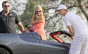 Want to F up Your Ferrari? Lend It to Paris Hilton