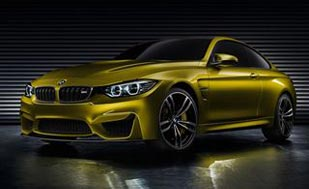 BMW M4 Concept Takes a Bow
