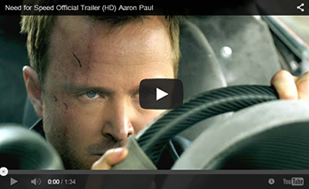 The Need For Speed Movie Trailer Has Landed