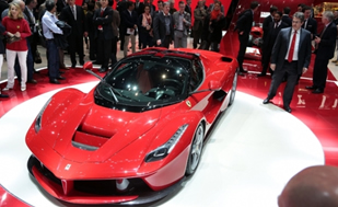 Cristiano Ronaldo's Bad Driving Makes Us Sad That He's Just Bought A LaFerrari