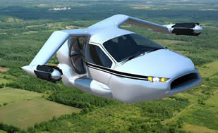 The First Flying Car Is Finally Here, Goes On Sale 2015 – Can Take Off Vertically In Traffic