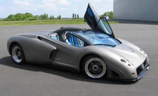 The Pregunta Was Lambo's Original 207mph Jet Fighter For The Street