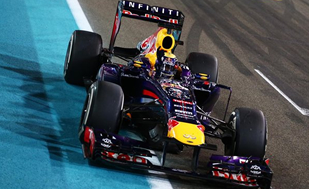 Race - Vettel crushes all opposition in Abu Dhabi