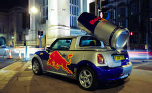 This Is What A Naked Red Bull Mini Looks Like