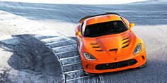 Fact: SRT's Time Attack Viper Is More Intimidating Than God