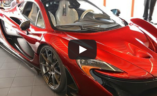 Undressing The World's Coolest Hypercar On Delivery Looks Pretty Damn Satisfying