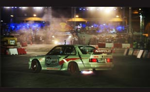 ATCL Announces Entry List For 1st Drifting Round