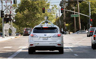 Google: Driverless cars are mastering city streets