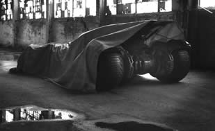 Here's Your First Look At The New Batmobile