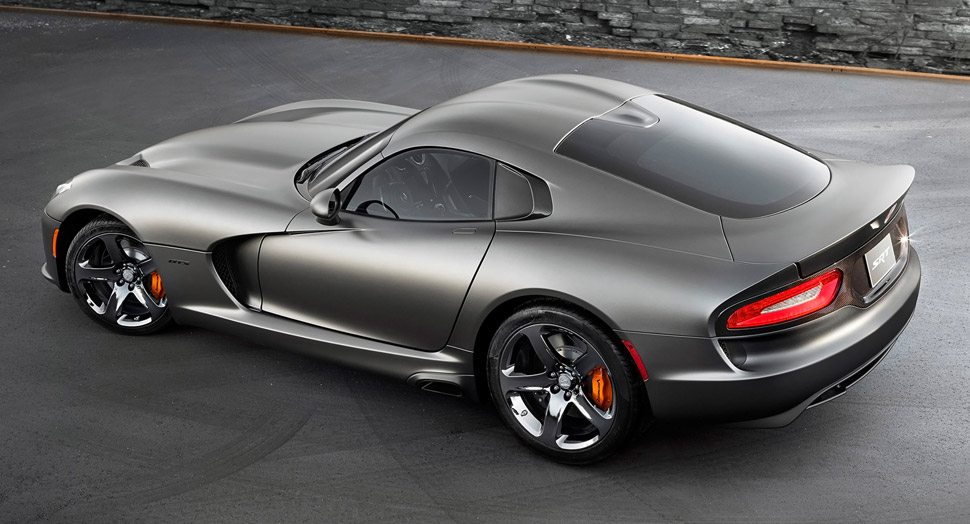 5 Hot New Muscle Cars You Should Know About