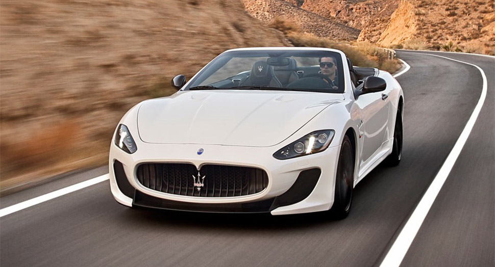 Go Topless! 8 Hot New Convertibles