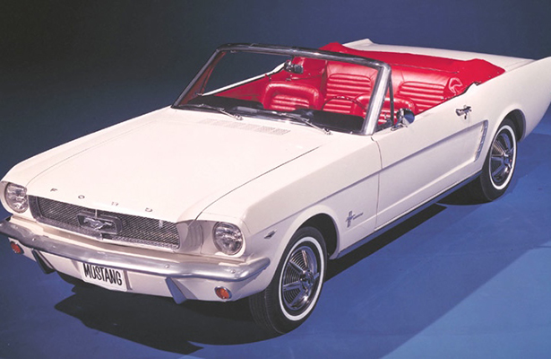 The 10 Coolest Mustangs Ever