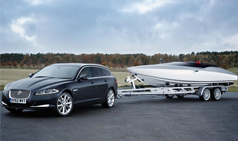 Jaguar Designs a Speedboat Concept