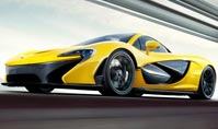McLaren Reveals Production P1