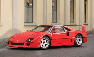 £9m+ Ferrari haul up for auction