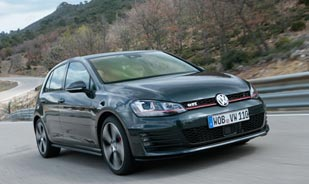 First drive: the new VW Golf GTI