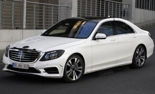 2014 Mercedes S-Class Nearly Ready