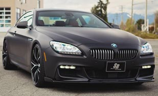 BMW 650i Coupe by SR Auto