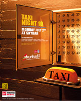 """TAXI Night"" at SKY BAR Lebanon sponsored by Bridgestone"