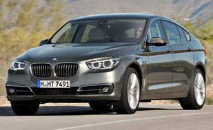 2014 BMW 5 Series Lineup Refreshed