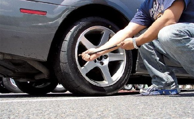 What is the link between your tires in Lebanon and saving the earth and your life?