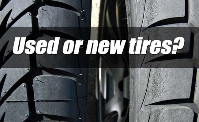 What To Choose Used or New Tires in Lebanon?