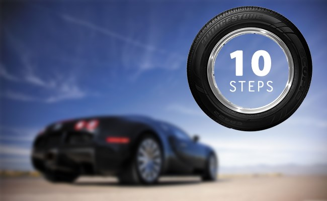 Failure to Follow These Steps Could Result in Sudden Tire Crash
