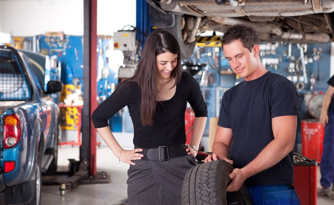 Buying New Tires in Lebanon or Saving Money?