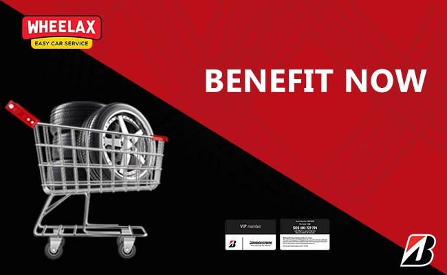 Buy any set of Bridgestone tires at Wheelax in Lebanon and get FREE car interior cleaning worth $170