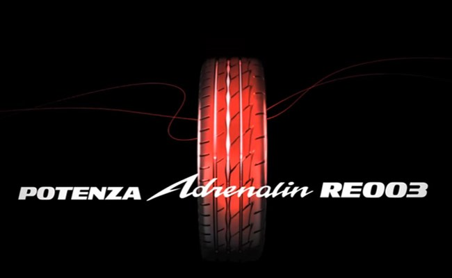 Potenza Adrenalin RE003: Precision Handling and Maximum Control (Video inside)