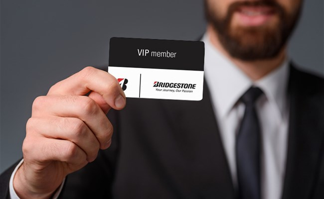 Ask for your FREE VIP Card