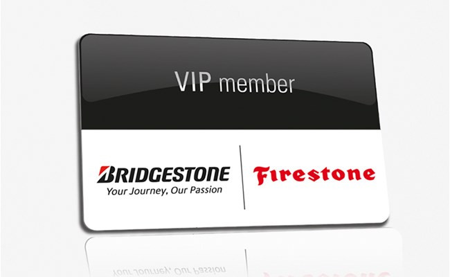 Benefit from the VIP services Bridgestone offers you!