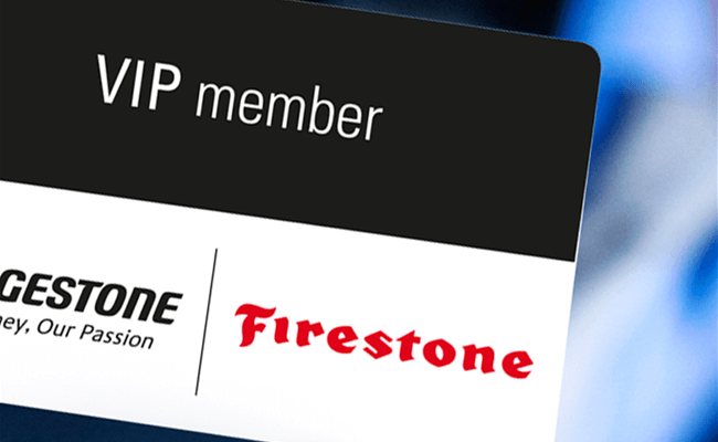 Bridgestone's VIP Card is the Best Solution for your Tires in Lebanon