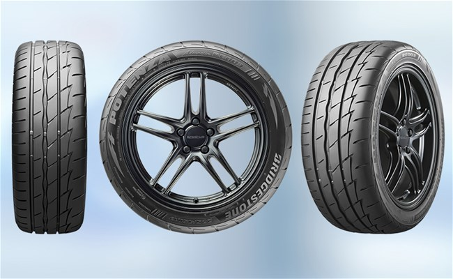 Prepare to be driven by pure Adrenalin with Bridgestone Potenza Adrenalin RE003