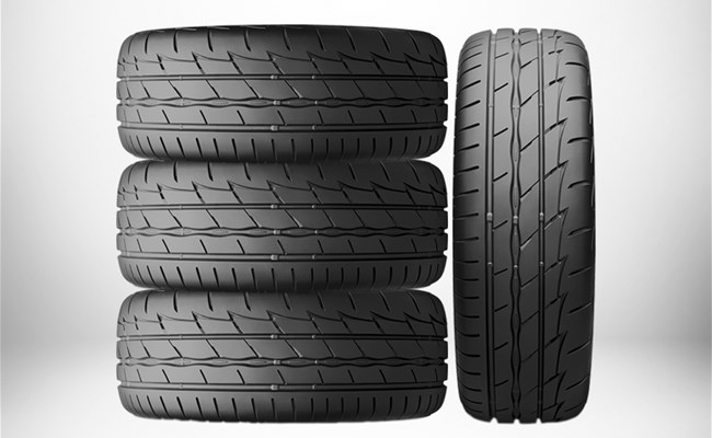 Quiz: Define the right specification of each tire!