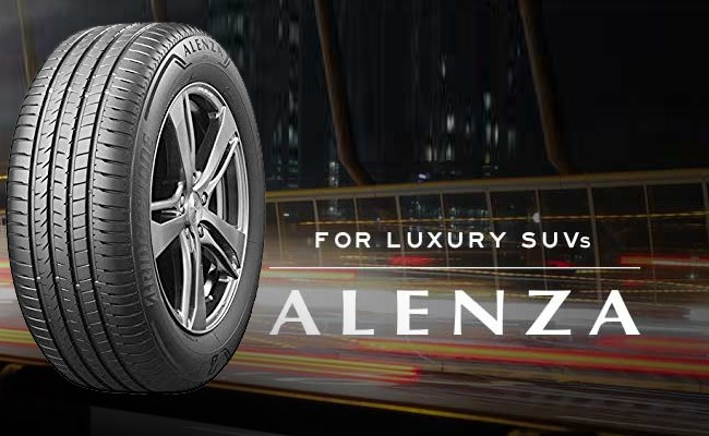 A premium tyre with excellent steering