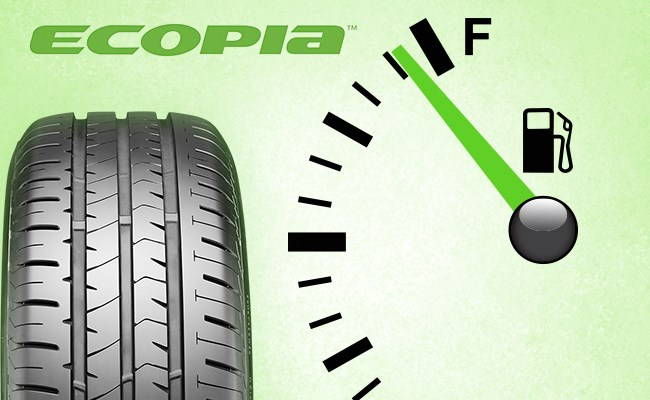 Ecopia: Low Rolling Resistance Design