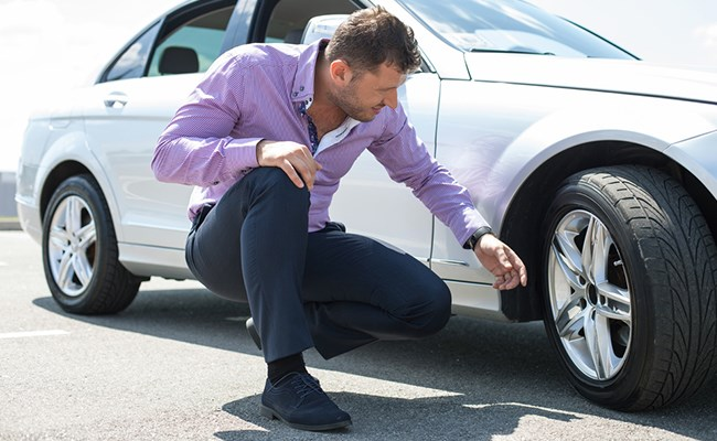 Tire Safety Starts With Pre-Trip Inspection