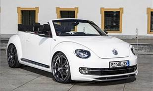 Volkswagen Beetle Cabrio  Updated by ABT