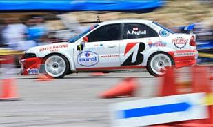 BRIDGESTONE : Abdo Feghali's Sponsor & Event Co-Sponsor in the 2nd Speed Test and Drifting rounds of 2014