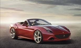 The new Ferrari California T