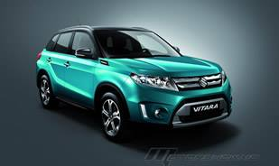 The Brand New Suzuki Vitara
