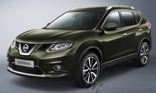 Nissan Unveils New, Dynamic X-Trail
