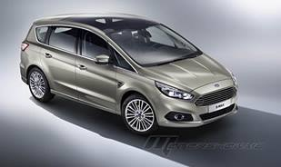 The New Ford S-Max Travels in Style