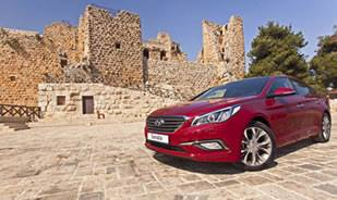 The Top-Class Safety Hyundai Sonata 2015