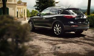Infiniti QX50 Conveys Personal Style