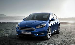 The Sleek Ford Focus Arrives