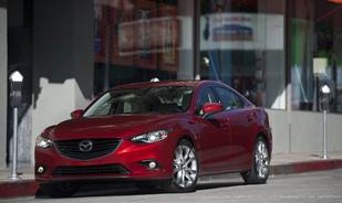 Mazda 6 is the Redesigned Mid-Size Sedan