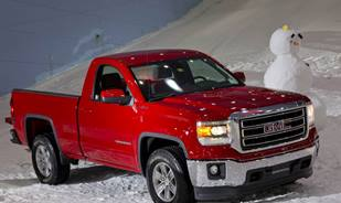 GMC Sierra Sets Forth an Elegant Interior and Exterior